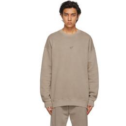 Reebok Classics Taupe Natural Dye Sweatshirt GN3775