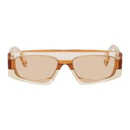 Jacquemus Orange Les Lunettes Yauco Sunglasses 215AC06-215 503071