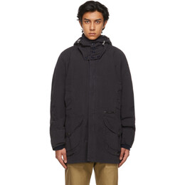 Barbour Navy Overdyed Beaufort Casual Coat MCA0731NY71