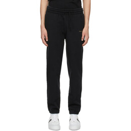 Axel Arigato Black Trademark Lounge Pants 15366