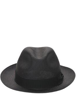"Соломенная Шляпа ""quito"" Borsalino 69I4NE001-NzExMQ2"