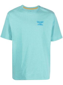 Patagonia футболка с принтом Responsibili-Tee E2137401
