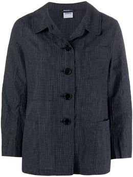 Aspesi куртка-рубашка в клетку H302G288