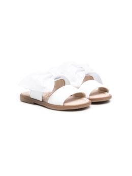 Florens сандалии с бантами J2237
