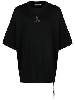 Mastermind Japan футболка со стразами MW21S06TS039