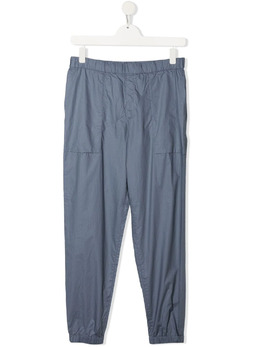 Emporio Armani Kids брюки с эластичным поясом 3K4P081NWWZ