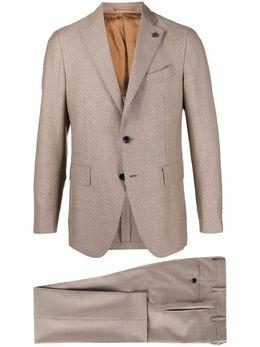 Gabriele Pasini костюм-двойка строгого кроя G17738GP17409