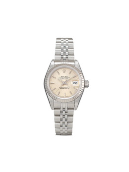 Rolex наручные часы Lady-Datejust pre-owned 26 мм 1993-го года 69174V28625