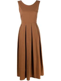 Seventy расклешенное платье с бантом AB1146220442