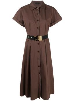 Seventy платье-рубашка с завязками AB115030220442