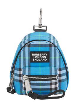 Burberry подвеска в клетку Vintage Check 8041449