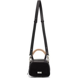 Ader Error Black Tron Bag BKASSTB02BK