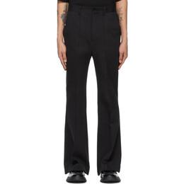 Ader Error Black Farrok Trousers BKASSSP01BK