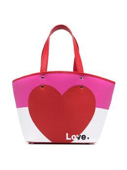 Simonetta сумка-тоут с принтом 1O0120OX790
