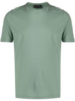 Dell'oglio футболка с короткими рукавами и круглым вырезом TSMCJCREPE