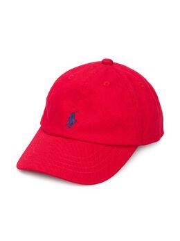 Ralph Lauren Kids кепка Chino Baseball с логотипом 320552489