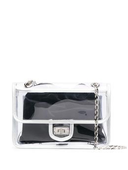 Junya Watanabe прозрачная сумка на плечо JGK202051P1
