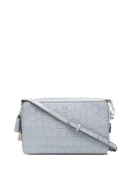 Anya Hindmarch сумка на плечо с тиснением под крокодила 154710