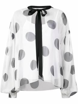 Sachin & Babi блузка 'Delia' с рисунком в горох R28T08