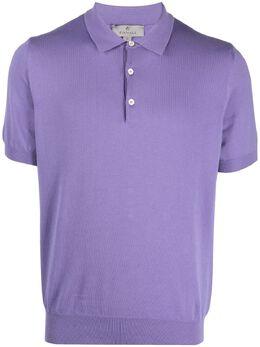 Canali трикотажная рубашка поло C0318MK00145