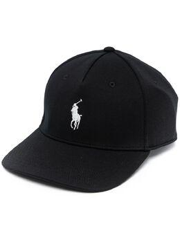 Polo Ralph Lauren бейсболка с вышитым логотипом 710833790001