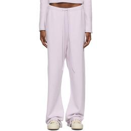 Extreme Cashmere Purple N°142 Run Lounge Pants
