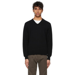 The Row Black Mack Sweater 110 F377