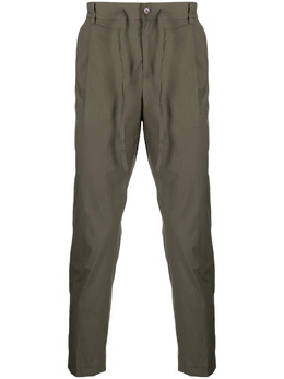 Daniele Alessandrini зауженные брюки с кулиской P3997R12374100