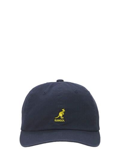 Бейсбольная Кепка Из Хлопка Kangol 73IWP8025-TkFWWQ2 - 1