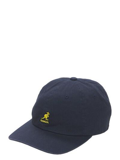 Бейсбольная Кепка Из Хлопка Kangol 73IWP8025-TkFWWQ2 - 2