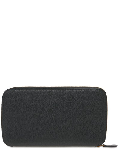 Cash Leather Zip-around Wallet Balenciaga 73IWD2088-MTA5MA2 - 3