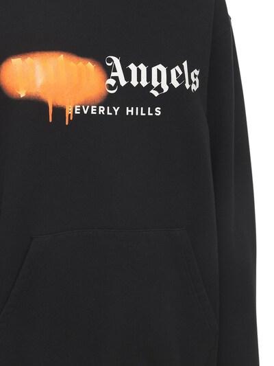 Худи Из Хлопка Beverly Hills Palm Angels 73IRT9025-MTA2Ng2 - 4