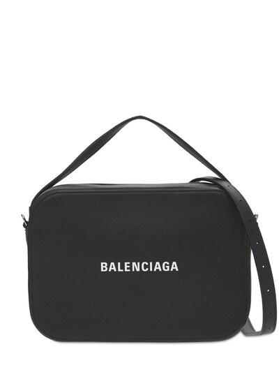 """Кожаная Сумка """"everyday"""" Balenciaga 73IWD2091-MTAwMA2 - 1"""