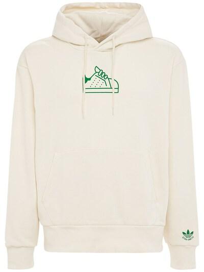 Худи Из Органического Хлопка Stan Smith Adidas Originals 73IGZU088-Tk9OLURZRUQ1 - 1