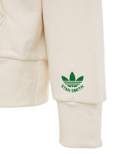 Худи Из Органического Хлопка Stan Smith Adidas Originals 73IGZU088-Tk9OLURZRUQ1 - 2