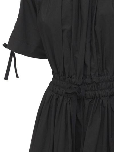 Платье Из Хлопка Поплин И Нейлона Moncler 73IDOR037-OTk50 - 2