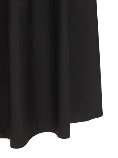 Платье Из Хлопка Поплин И Нейлона Moncler 73IDOR037-OTk50 - 3