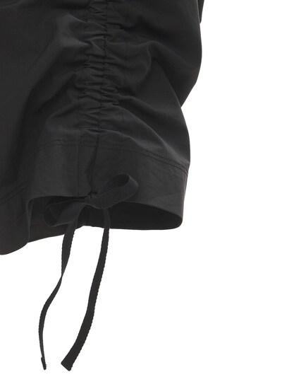 Платье Из Хлопка Поплин И Нейлона Moncler 73IDOR037-OTk50 - 6