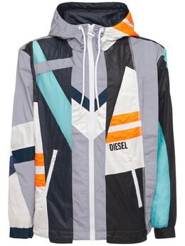 Куртка С Принтом Diesel 73IBQT017-OE1JQQ2