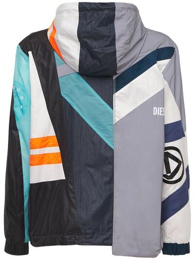 Куртка С Принтом Diesel 73IBQT017-OE1JQQ2 - 4