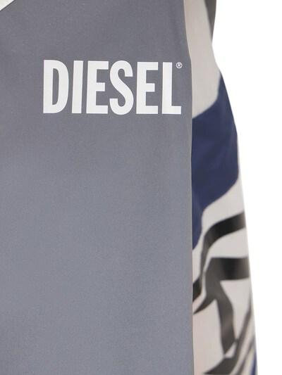 Куртка С Принтом Diesel 73IBQT017-OE1JQQ2 - 7