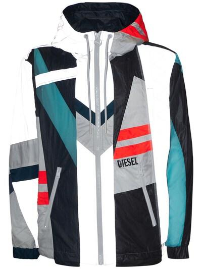 Куртка С Принтом Diesel 73IBQT017-OE1JQQ2 - 8