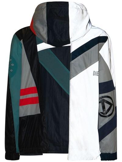Куртка С Принтом Diesel 73IBQT017-OE1JQQ2 - 9