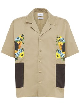Рубашка С Принтом Rhude 73I5LU011-MDE2Mw2