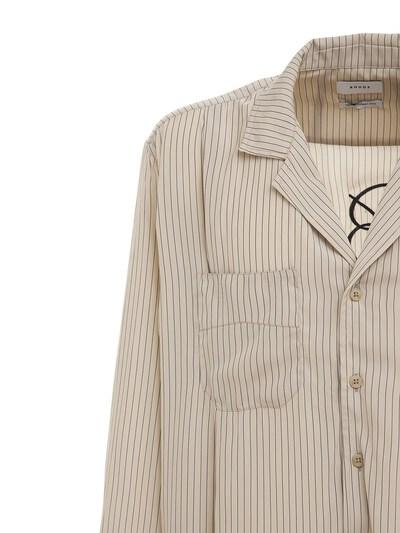 Рубашка Trooper Rhude 73I5LU008-MDM1NQ2 - 5