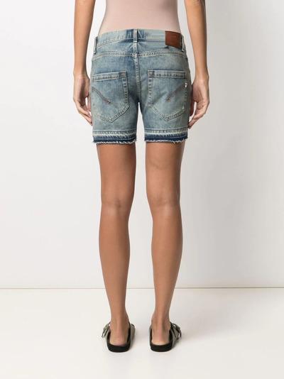 Dondup джинсовые шорты DP581DS0107DD - 4