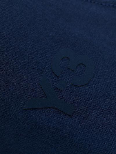 Y-3 logo print short-sleeve T-shirt GV0317 - 2