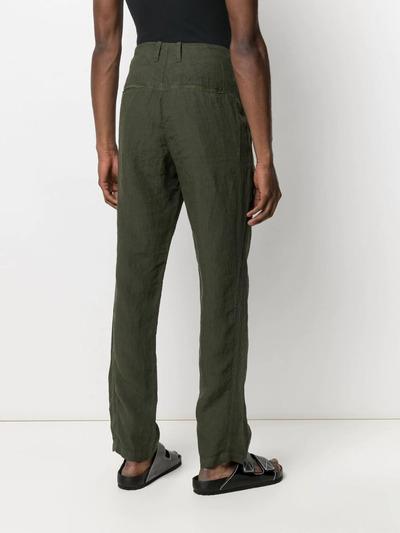 Transit прямые брюки с завышенной талией CFUTRND130 - 4