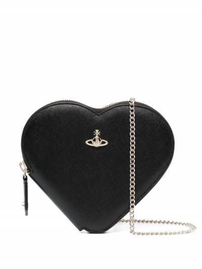 Vivienne Westwood клатч в форме сердца 5203000740565 - 1
