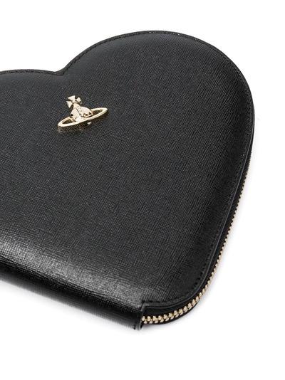 Vivienne Westwood клатч в форме сердца 5203000740565 - 4